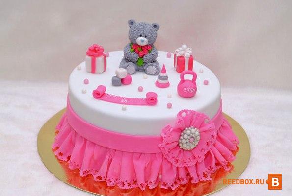 торт на заказ недорого в Красноярске