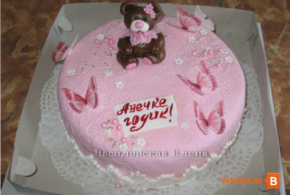 заказать детский торт на заказ в Красноярске