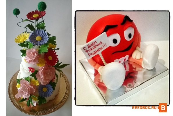 красивый и вкусный торт на заказ частный кондитер