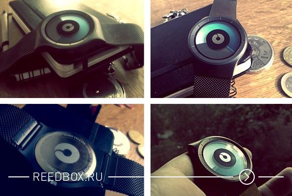 Обзор часов Ziiiro с разных ракурсов и техническое описание