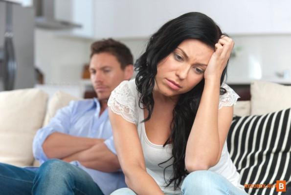 Почему возникают разводы