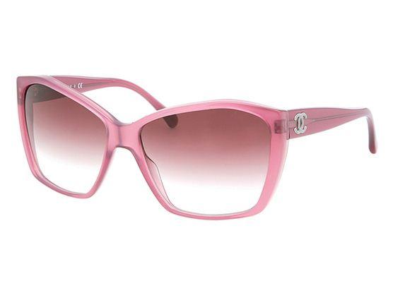 Розовые женские очки