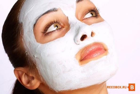 Витамин Е в маске для лица