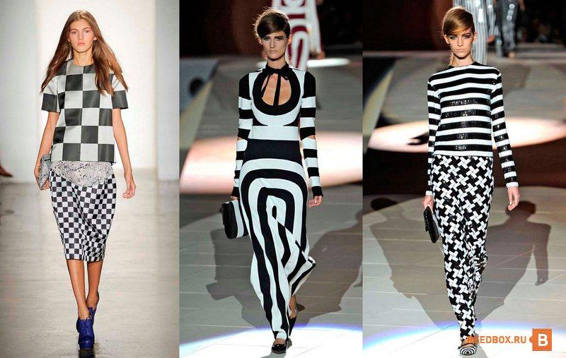 модные принты весна 2013
