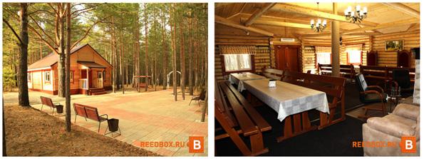 база отдыха и место для развлечения где можно пожарить шашлык