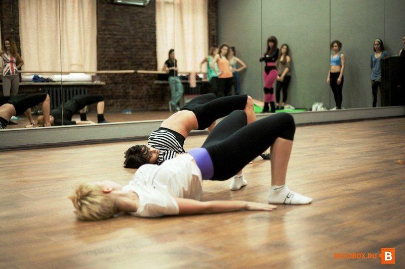 школа танцев красноярск