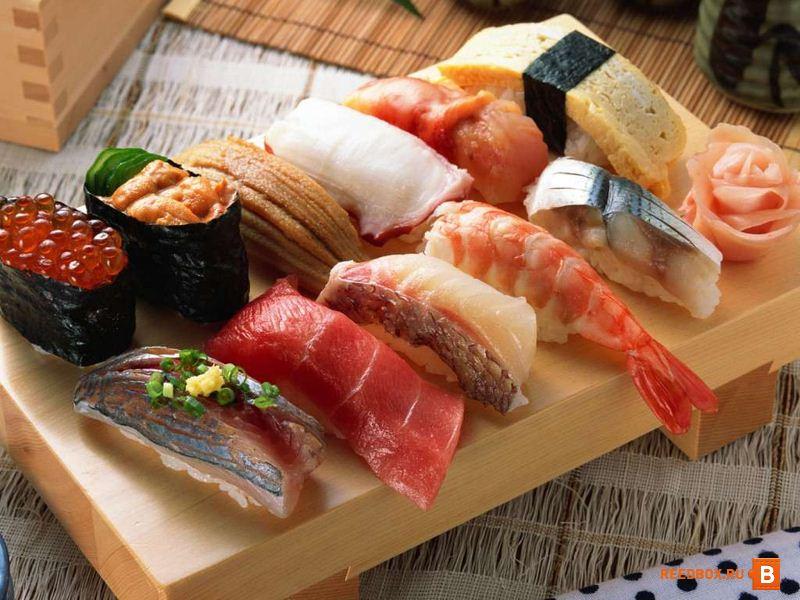 отзывы о суши