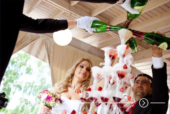Веселая свадьба в Красноярске