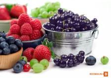 Полезные фрукты и ягоды этим летом