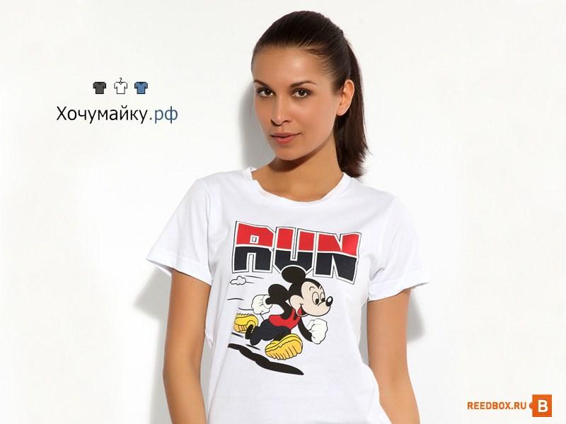 Печать на футболках в Красноярске