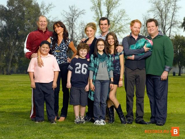Смотреть сериал Американская Семейка