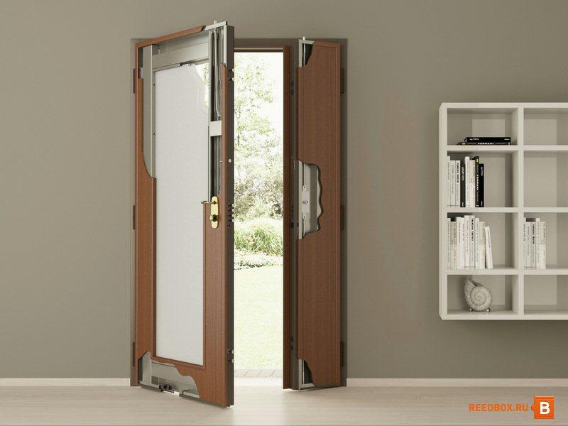 Купить входную дверь в Красноярске