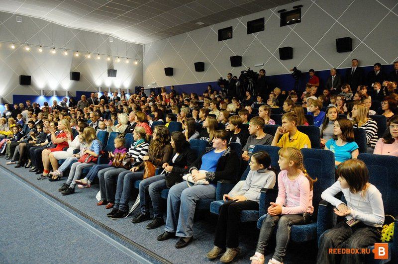 Детский кинотеатр Мечта в Красноярске