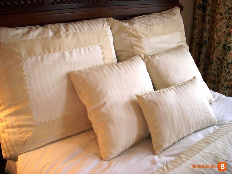 отзывы о подушках из бамбука
