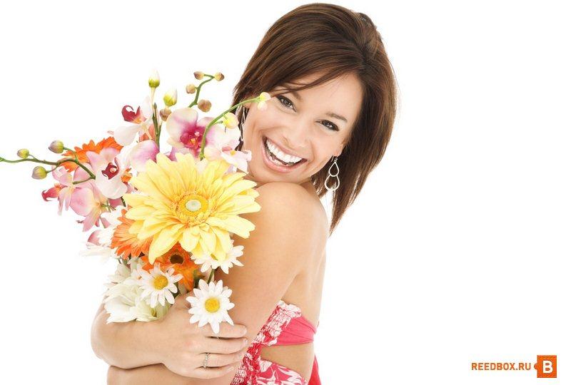 Цветы с доставкой в Красноярске