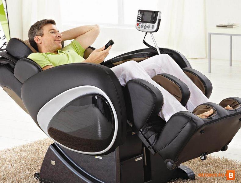 купить массажное кресло в Красноярске