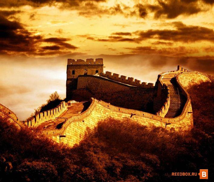 ресторан китайская стена