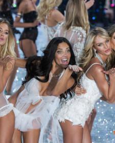 Коллекция нижнего белья Victoria Secret