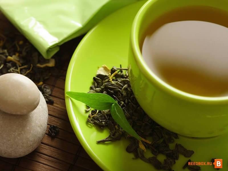 Зеленый чай в Красноярске