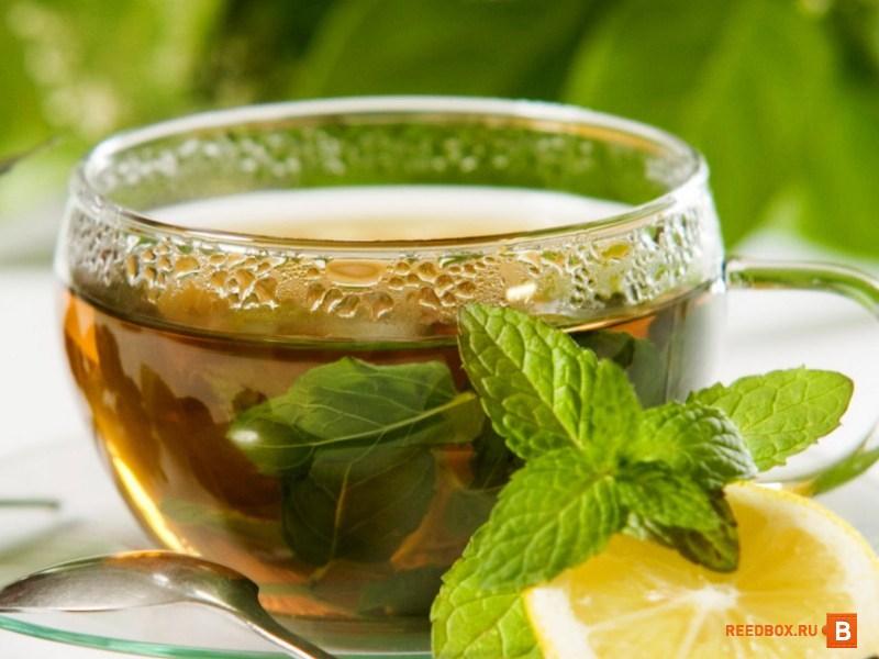 Мятный чай в Красноярске