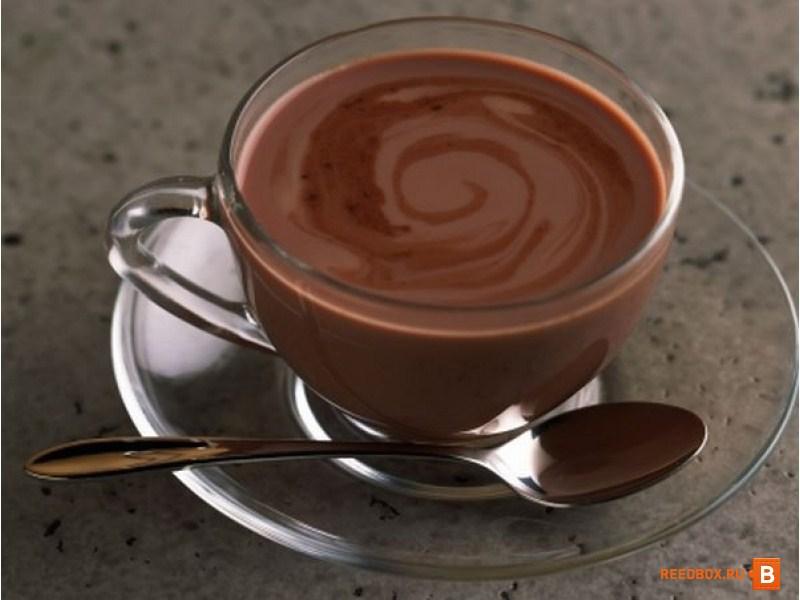 Горячий шоколад в Красноярске