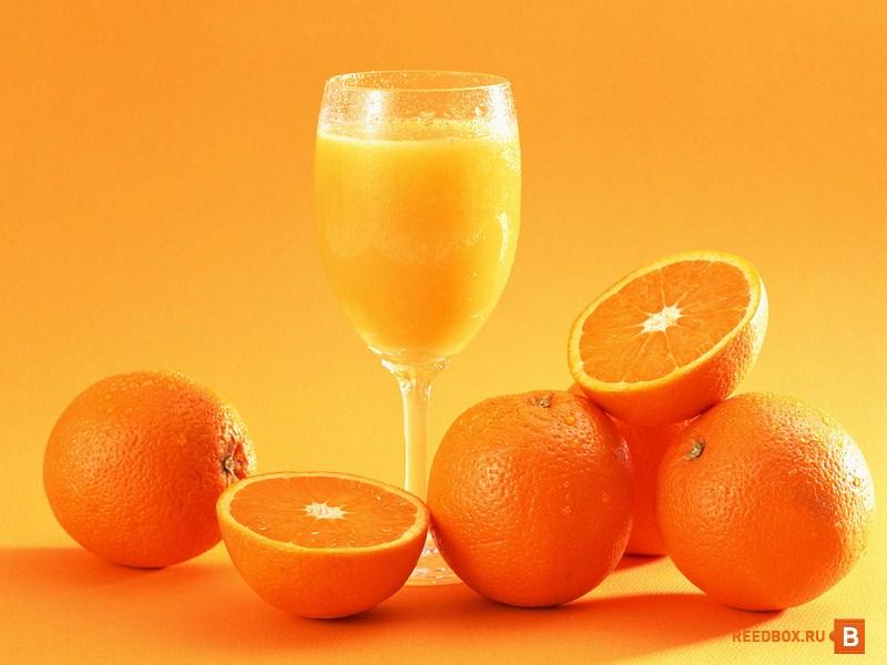 Апельсиновый сок в Красноярске