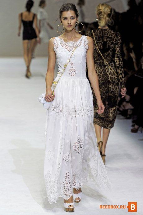 бельевой стиль в одежде 2014