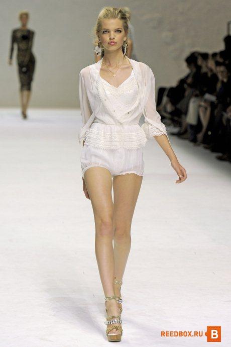 одежда бельевого стиля 2014