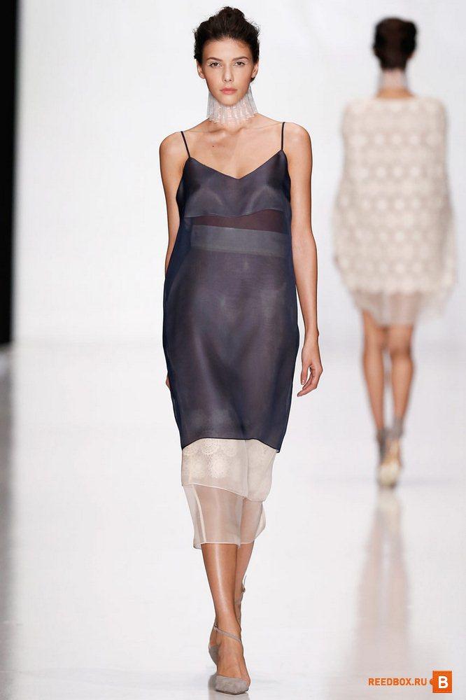 тренд женской одежды