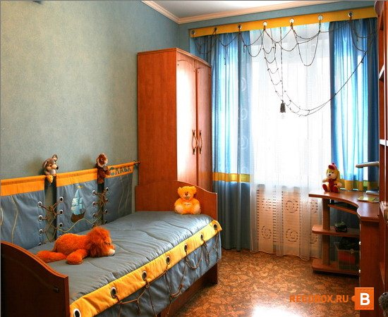 шторы для детской комнаты в Красноярске