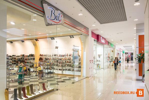 Магазин женской обуви Bati