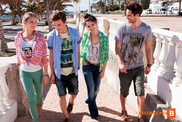 каталог одежды colins весна-лето 2014