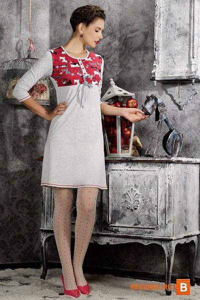 Платье для дома Стильпарк