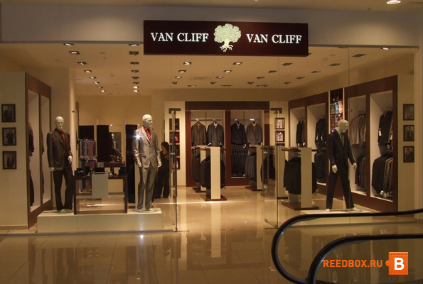 Van Cliff в Красноярске