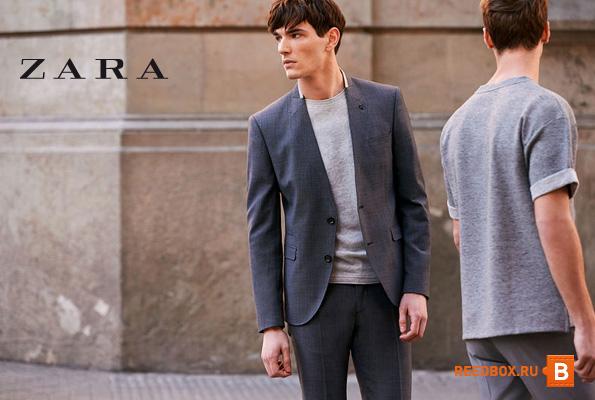 мужская одежда zara 2014