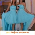 Женский дуэт на свадьбу в Красноярске