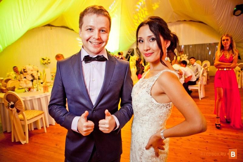 Выбираем ведущего на свадьбу в Красноярске
