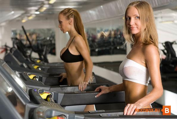 фитнес для похудения в Красноярске