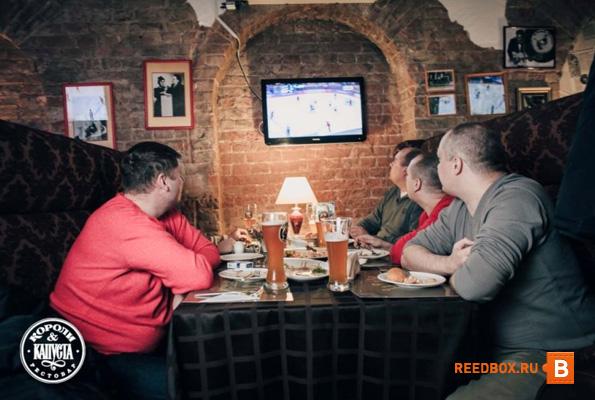 ресторан короли и капуста в Красноярске