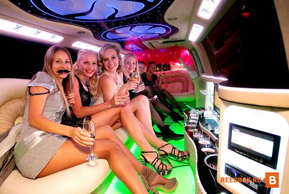 лимузин на праздник в Красноярске
