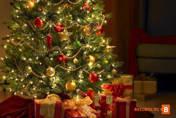 купить искусственную елку в красноярске