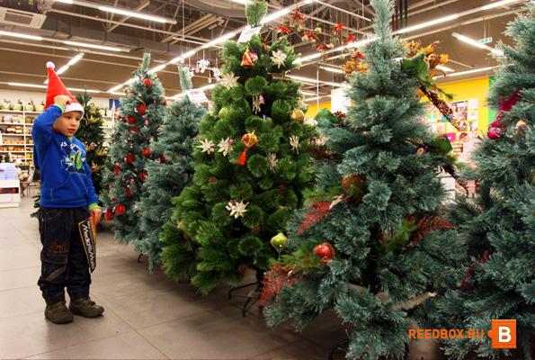искусственная елка красноярск купить