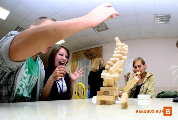 настольная игра дженга или башня