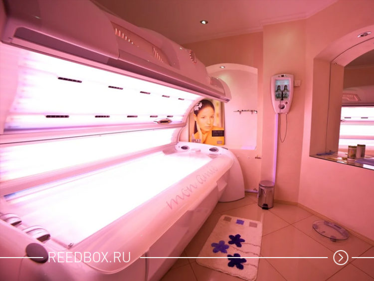 Аппарат по омоложению тела при помощи солнечных лучей