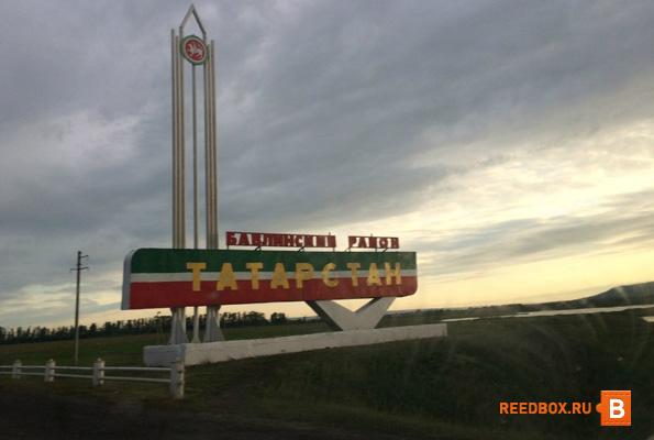 граница татарстана