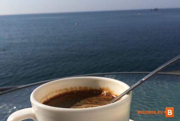 кофе на корабле