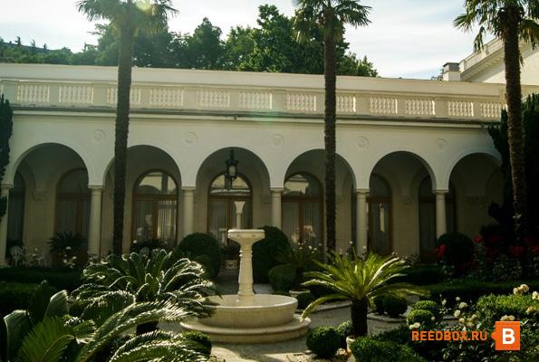 парадная резиденция Николая II