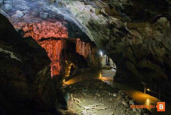 путешествие по пещерам