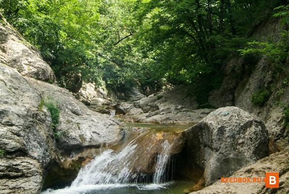 путешествие в большой крымский каньон