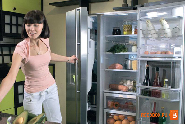экономим энергию при помощи холодильника